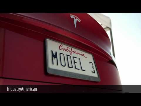 Tesla Motors gearing up Production for Model 3 at the Gigafactory