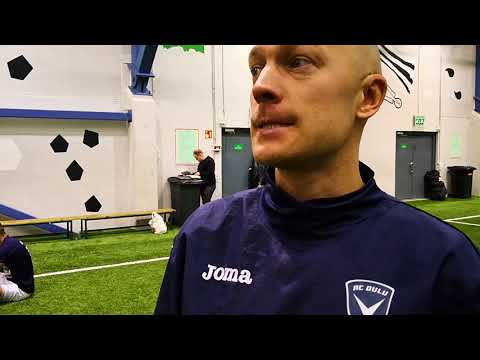 ACOTV jälkipelit: AC Oulu - KuPS (17.2.2018 Suomen Cup)