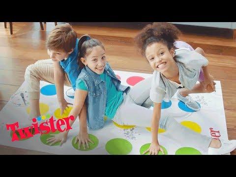 Jogo 'Twister' Brasil - Hasbro Gaming
