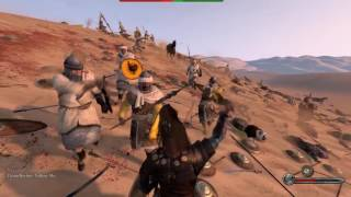 Mount and Blade 2 Bannerlord Gameplay Trailer PC Gaming Show E3 2017