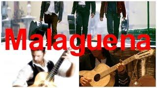 Malaguena - несложная испанская тема на гитаре (разбор)