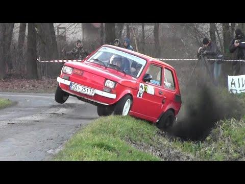 "Szalony kierowca ""malucha"".  Piotr Filapek - Fiat 126p Flat out"