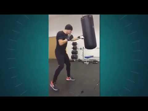 Prezentare boxer -  Jitaru Robert