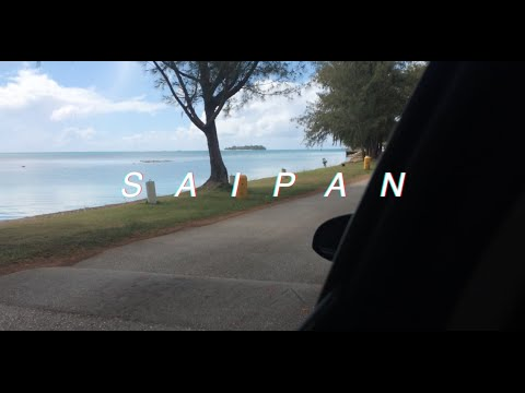 The Trip to Saipan by Woody