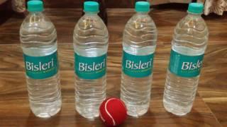 Ball & bottles (boys birthday party game)👬💃