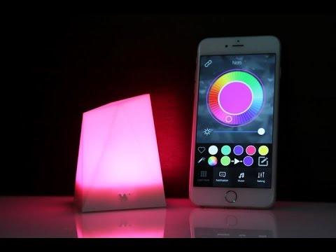 Notti: A More Beautiful Smart Light