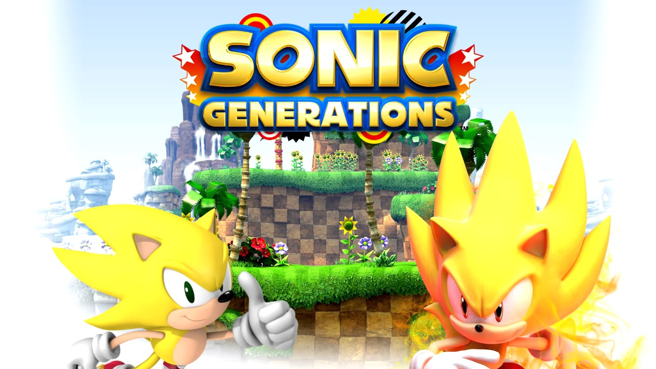Super Sonic Classic & Modern Remixes - Sonic Generations