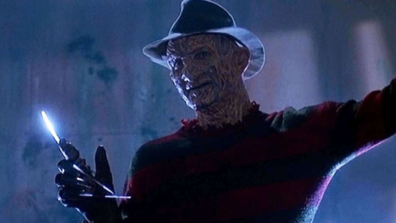 Image result for freddy krueger nightmare on elm street