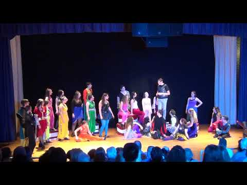 STS Pippin Sat Matinee FULL Show April 14, 2018