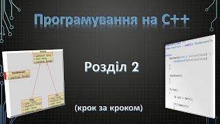 Програмування на C++ (2.6). Конструктор копіювання (copy constructor)
