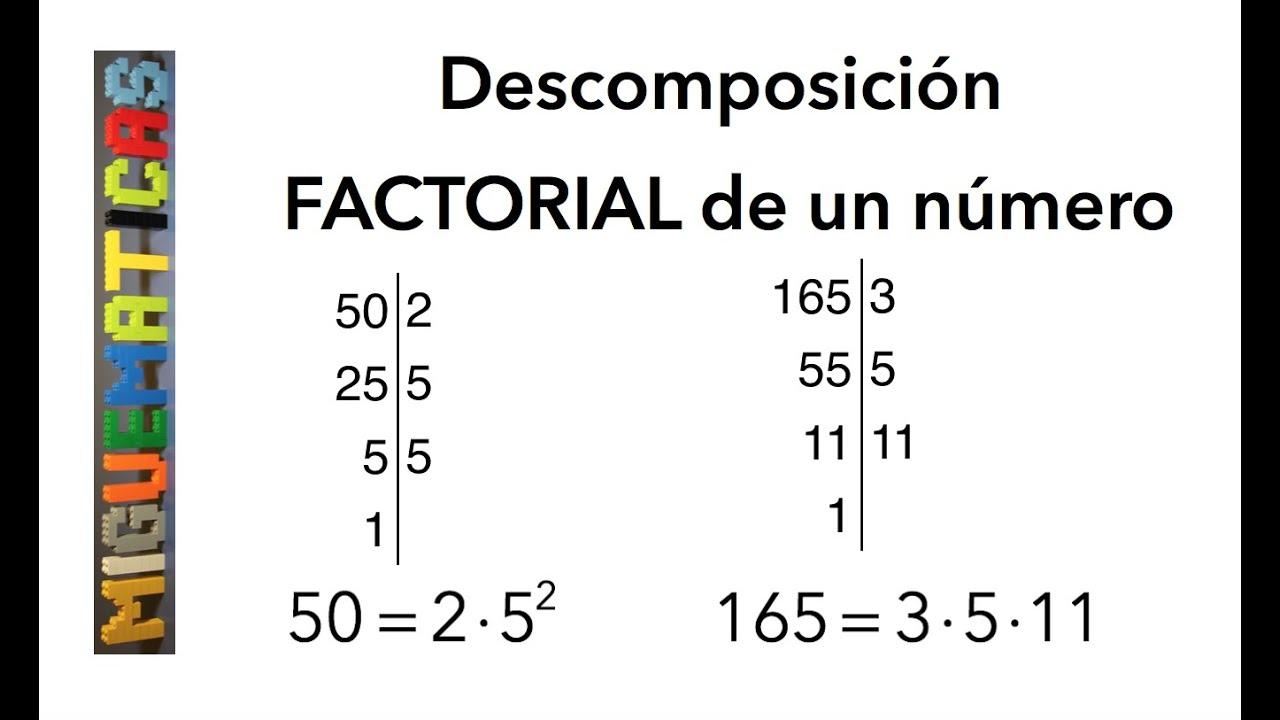7b860f09a Descomposición de un número en factores primos