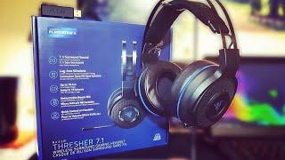 Razer Thresher 7.1 Review - Razer Headsets/Headphones Round One!