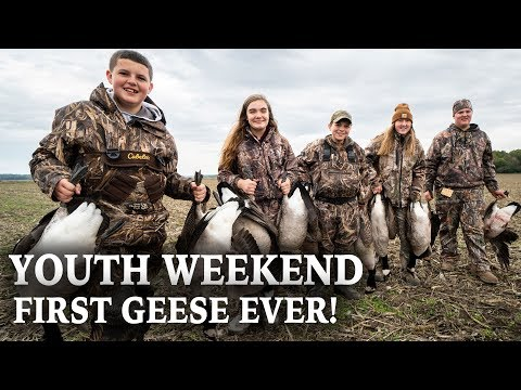 Youth Hunting Weekend | Taking Kids Duck And Goose Hunting
