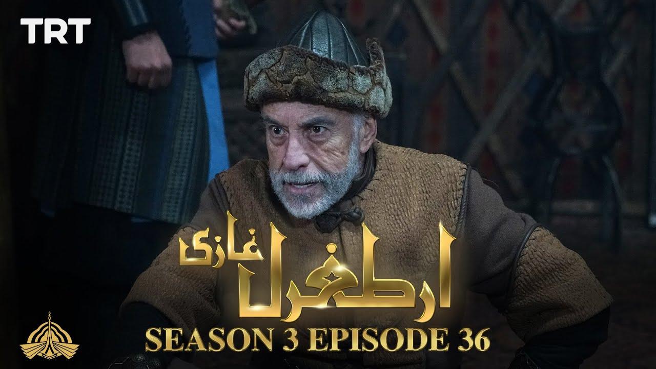 Download Ertugrul Ghazi Urdu | Episode 36| Season 3
