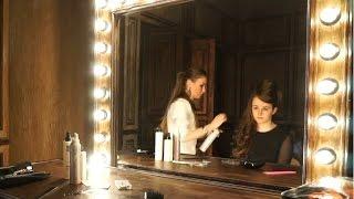 Прическа Шляпка из волос. Прическа за 30 минут. Backstage