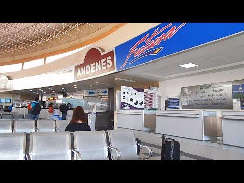 Queretaro Qro  Mexico Central De Autobuses Adentro