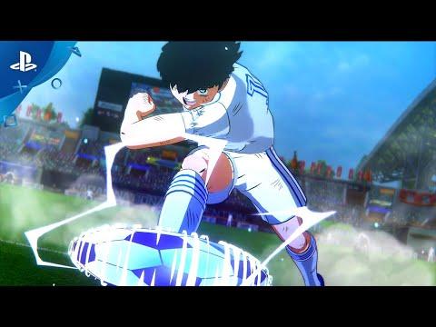 Captain Tsubasa: Rise of New Champions - Story Trailer   PS4