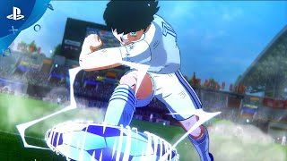 Captain Tsubasa: Rise of New Champions - Story Trailer | PS4