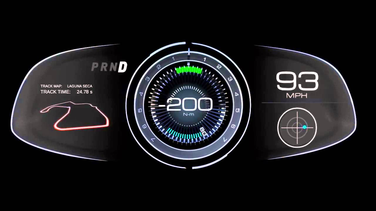 Digital Instrument Clusters Designed With NVIDIA DRIVE