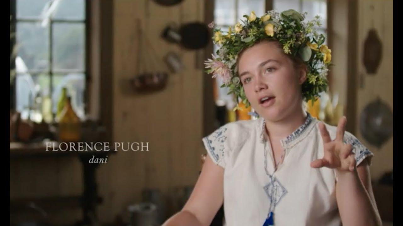 Florence Pugh Top >> Midsommar 2019 Florence Pugh Special Features Clip Exclusive