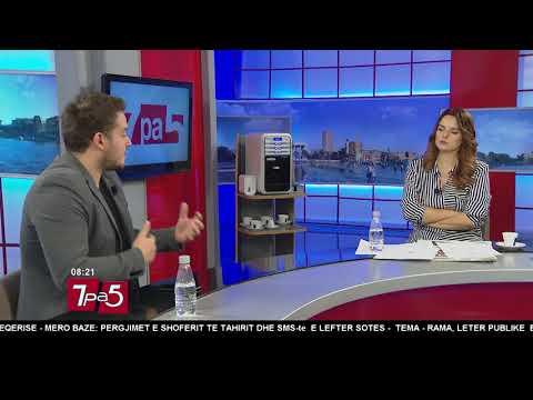 7pa5 - Studentët mblidhen në Tiranë - 21 Nëntor 2017 - Show - Vizion Plus
