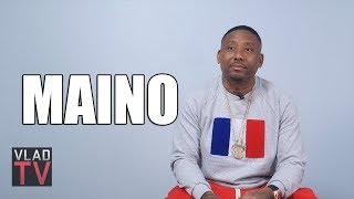 "Maino Shares Prison Experience, Calls Rikers Island a ""Hell Hole"" (Part 5)"