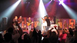 Big Poppa Gary Spears with Bret Michaels, Turning Stone Showroom, 4-30-14