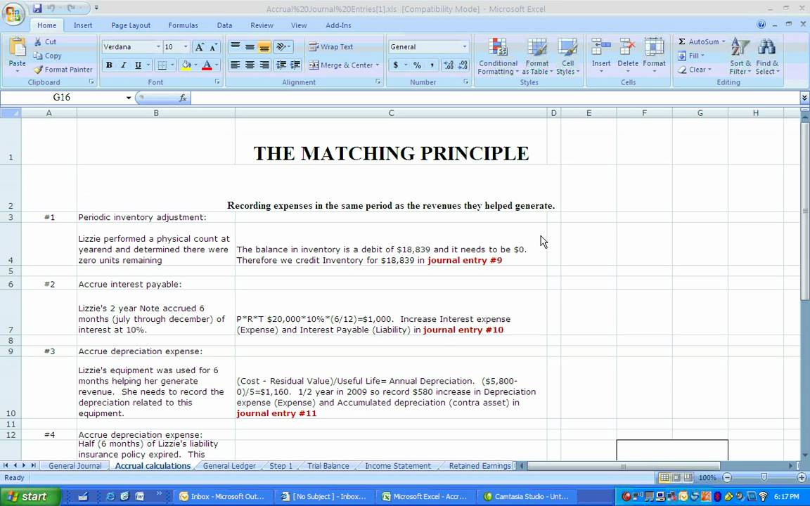 all accounting journal entries pdf