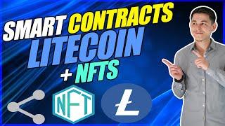Smart Contracts und NFTs jetzt auch auf Litecoin Blockchain | Alle Infos