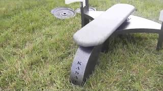 Скамья для жима лежа KASAT(, 2016-05-10T14:15:05.000Z)