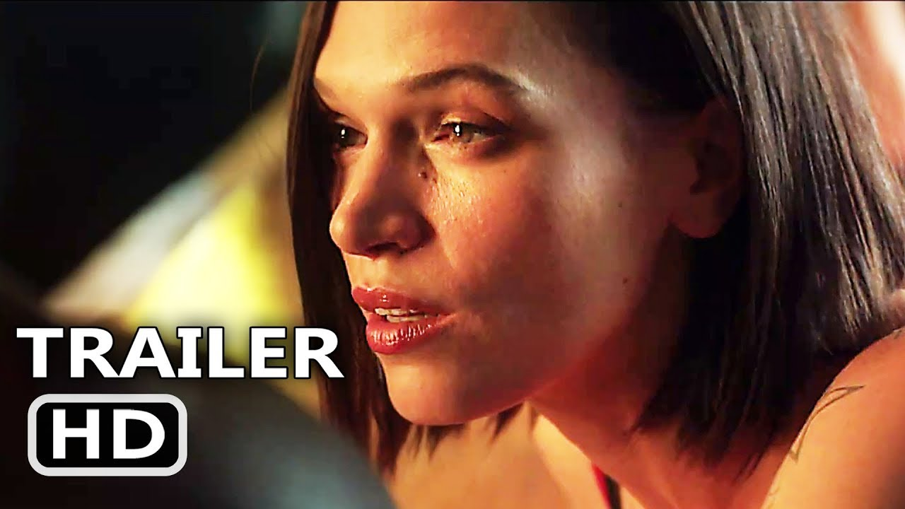 The Last Days Of American Crime Trailer 2020 Anna Brewster Edgar Ramirez Movie Youtube
