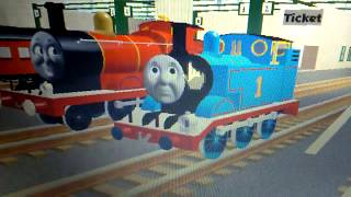 Thomas and friends Roblox s1 epis 1 Thomas at the quarry