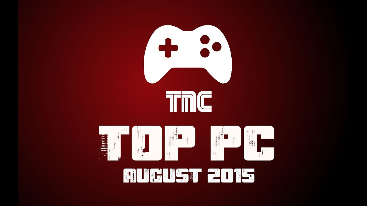 Most Played Pc Games August 2015 Youtube