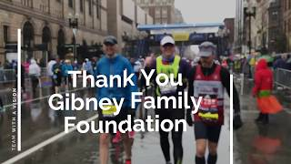 Marathon 2018 Thank You GIBNEY