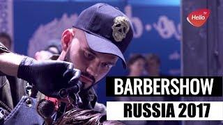 видео Барбер баттл шоу Russian Barber Week