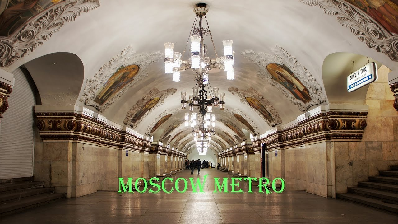 Worlds Most Beautiful Subway YouTube - The 12 most beautiful metro stations in the world