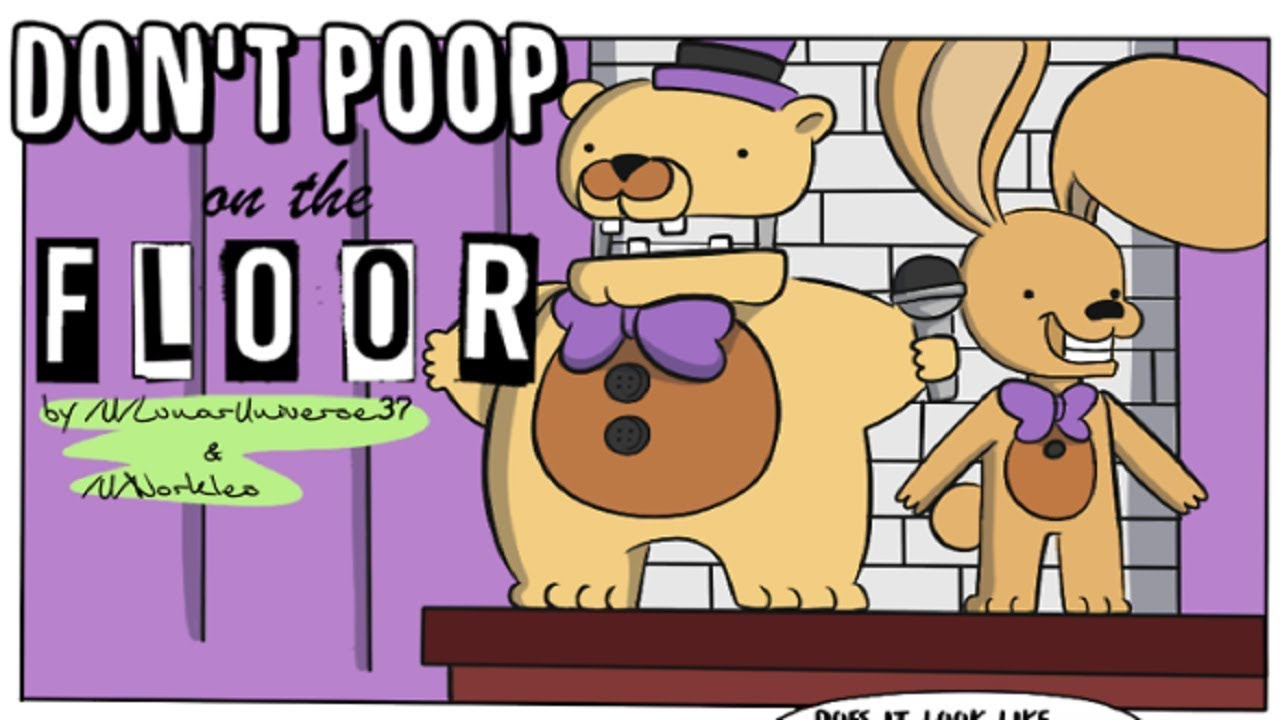 Download Don't Poop On The Floor Dubbed - L is Weegee