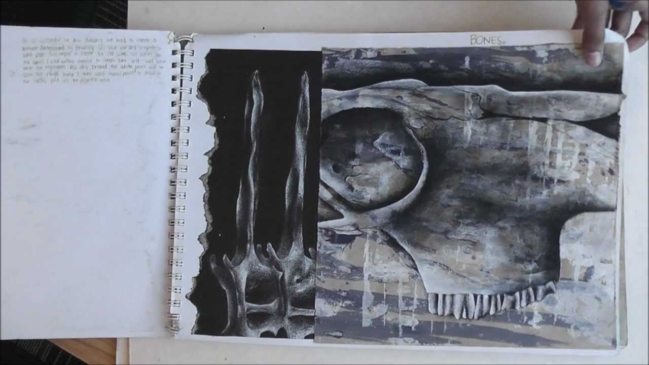 100 gcse art coursework project top in the world youtube