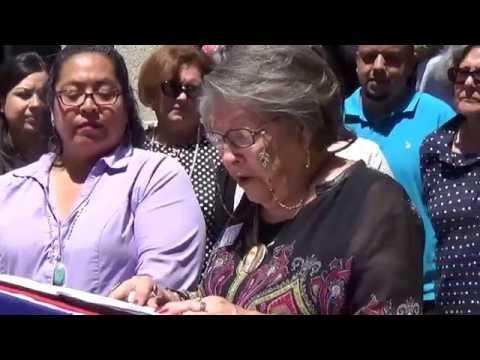 "San Jose Speaks Out On Racism: ""Breaking Walls and Building Bridges"" 1/2"