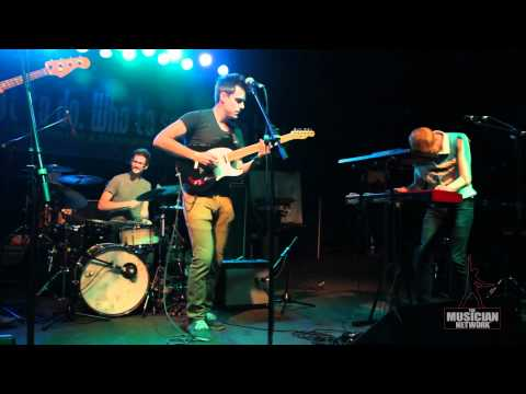 CAPYBARA - Pierre Bensusan - MIDDLE OF THE MAP FEST 2012 - NEW LIVE MUSIC !
