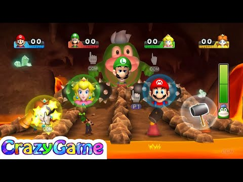 Mario Party 9 Toad Road Party #2 (Master Difficult)