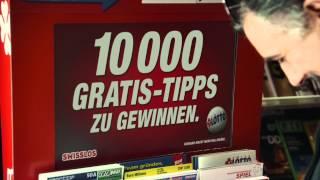 Swiss Lotto: 10'000 Gratis-Tipps zu gewinnen