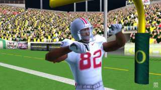 NCAA Football 10 PSP Gameplay HD