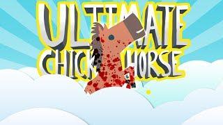 HWSQ #63 - WAS FÜR EIN HORSENHUHN! ● Let's Play Ultimate Chicken Horse