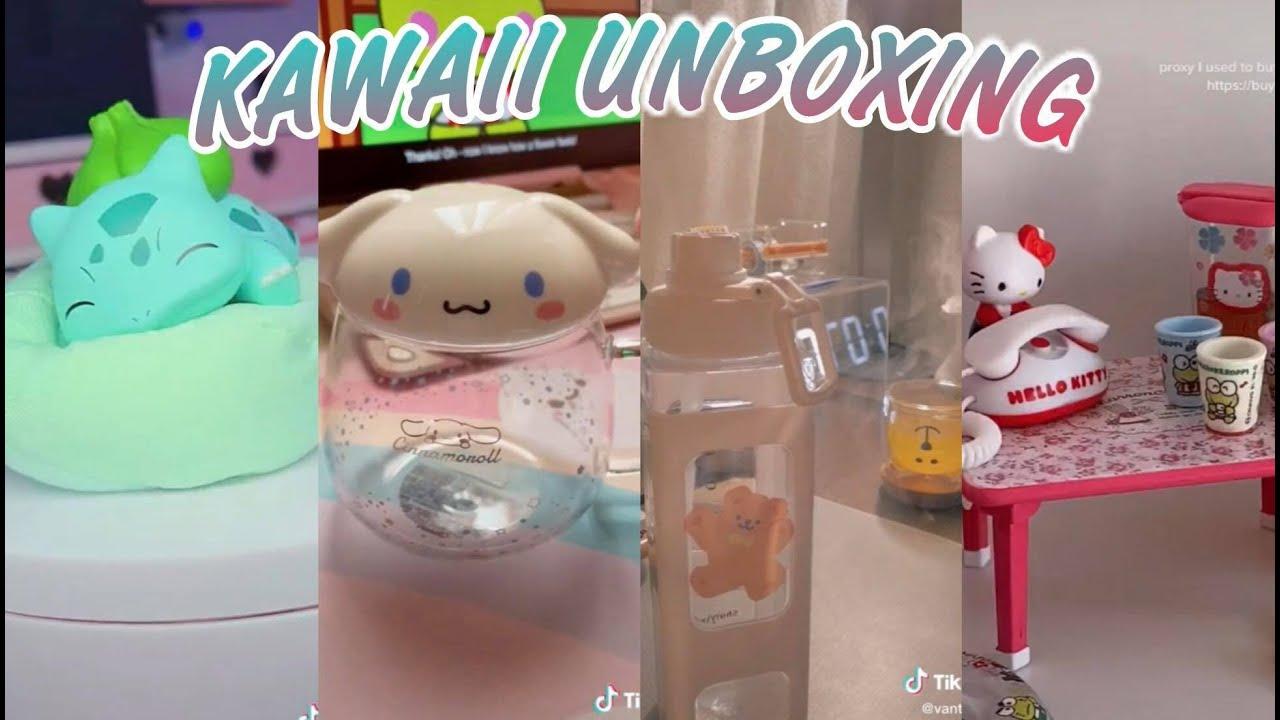 Kawaii Unboxing 📦💖  TikTok Compilation pt.15