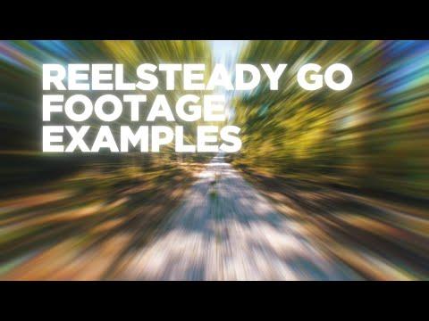 ReelSteady GO GoPro Footage Comparison