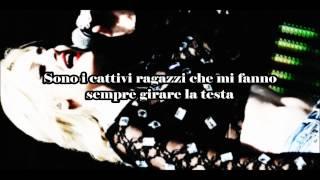 Bad Boys/Cattivi ragazzi | Traduzione italiana - Perrie Edwards Cover