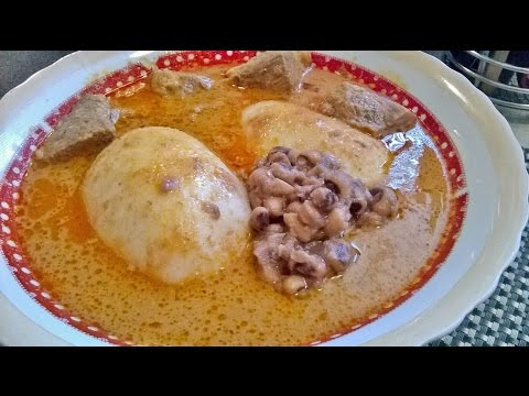 How to prepare my RICE BALLS: OMO TUO: TUWO SHINKAFA RECIPE!!