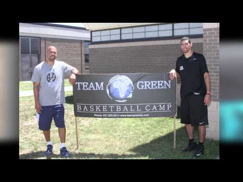 Team Green Basketball Camp with Danny Green of the NBA San Antonio Spurs