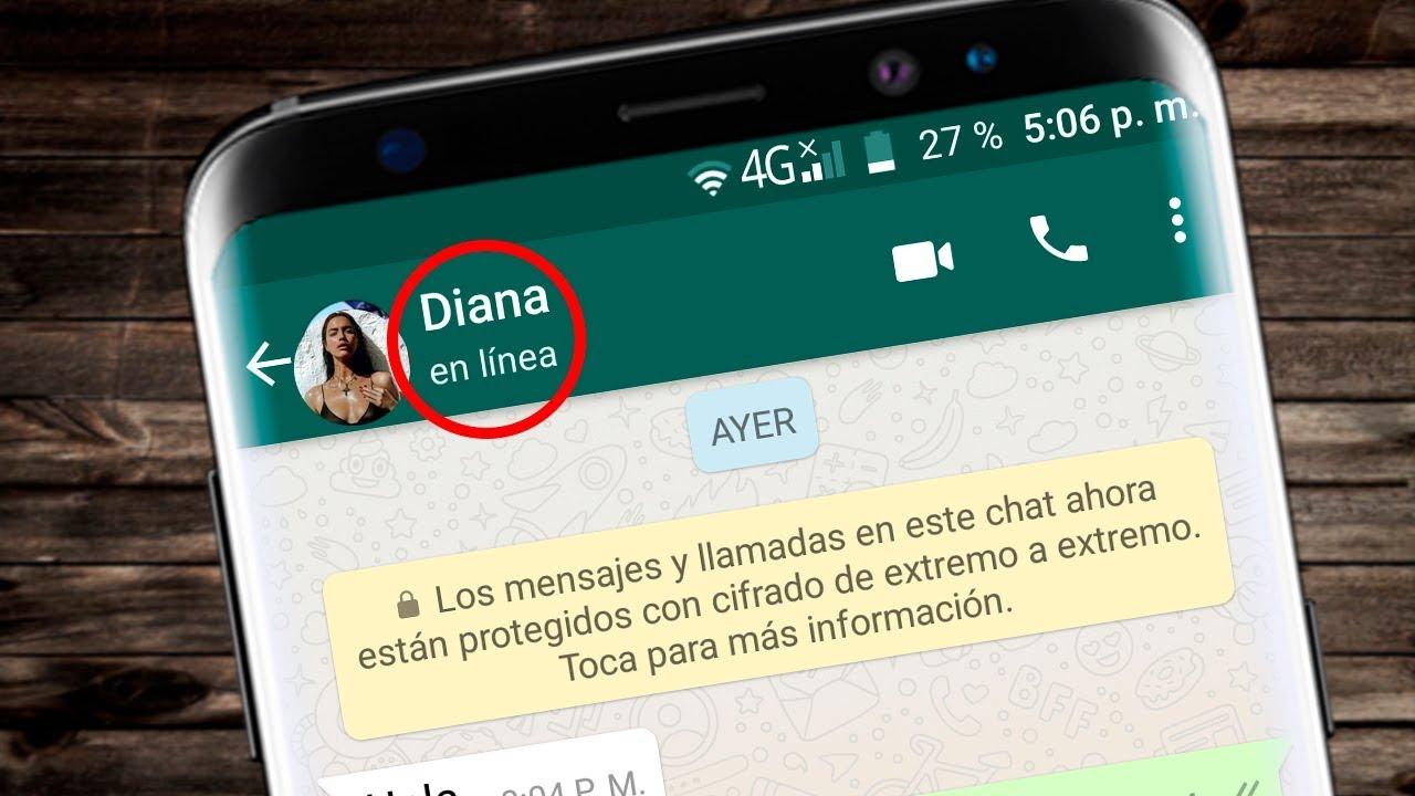 WhatsApp| Ahora veras los mensajes y archivos sin desbloquear tu celular